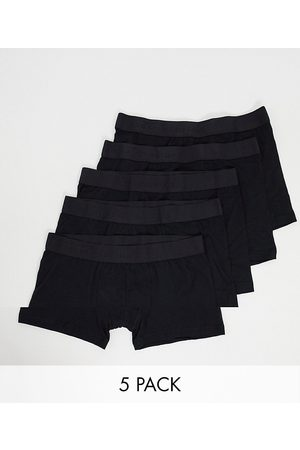 Selected 5 pack trunks in black