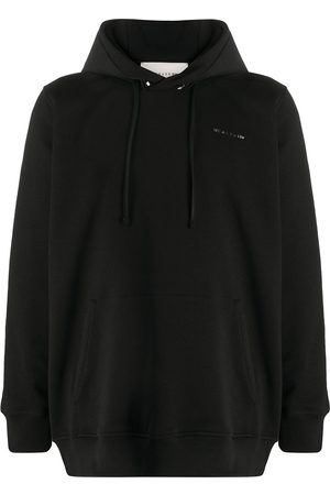 1017 ALYX 9SM Oversized logo print hoodie