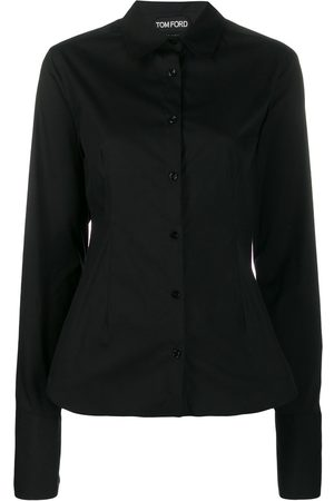 Tom Ford Women Shirts - Button-down tailored shirt