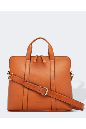 Louenhide Rhodes Laptop Bag - Bags (Tan) Rhodes Laptop Bag
