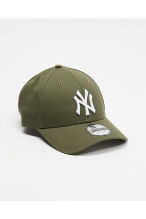New Era 940 New York Yankees Cap - Headwear (New Olive & ) 940 New York Yankees Cap