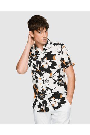 Yd. Daxton Print Shirt - Shirts & Polos (MULTI) Daxton Print Shirt