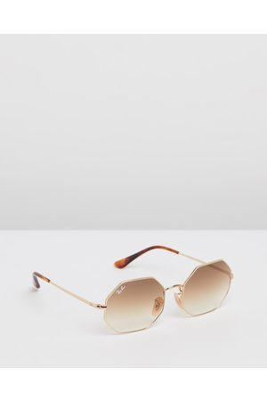 Ray-Ban Octagon 1972 RB1972 - Square ( & Light Gradient) Octagon 1972 RB1972