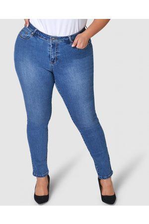 Indigo Tonic Kylie Curve Skinny Jeans - Jeans Kylie Curve Skinny Jeans