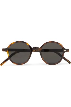KINGSMAN Cutler and Gross Round-Frame Acetate Sunglasses