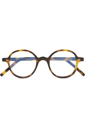 KINGSMAN Cutler and Gross Round-Frame Acetate Optical Glasses