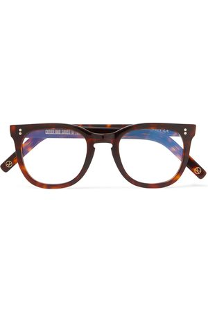KINGSMAN Cutler and Gross Square-Frame Acetate Optical Glasses