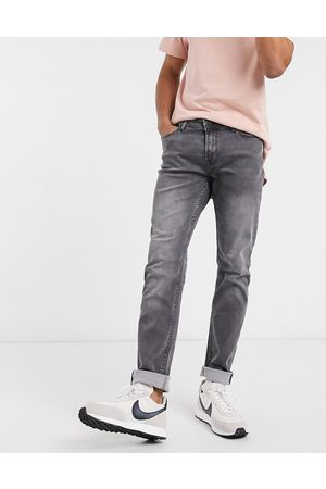 Only & Sons Women Slim - Stretch jeans in slim fit grey
