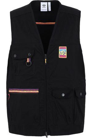 adidas Men Jackets - Vests