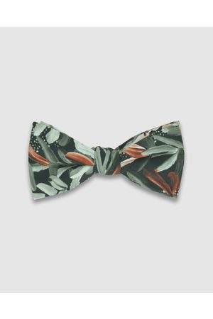 Peggy and Finn Protea Bow Tie - Ties & Cufflinks Protea Bow Tie