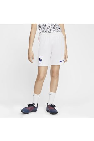 Nike FFF 2020 Stadium Home/Away Older Kids' Football Shorts