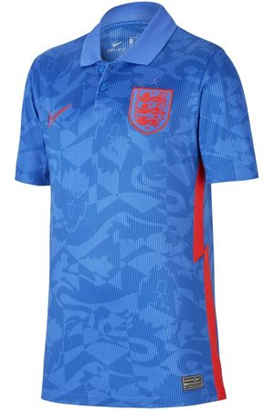Nike England 2020 Stadium Away Older Kids' Football Shirt