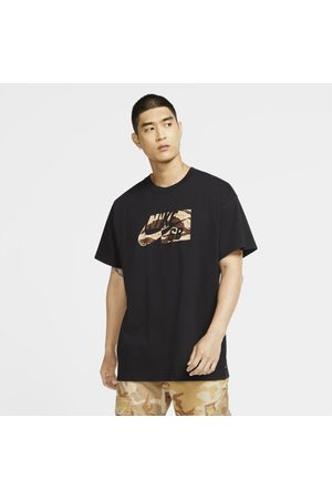 Nike Men Short Sleeve - SB Men's Camo Skate T-Shirt