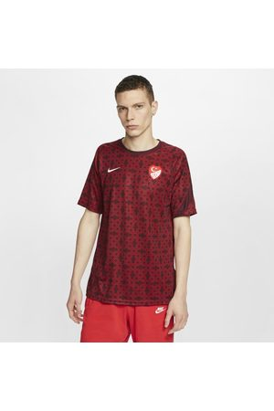 Nike Men Short Sleeve - Turkey Men's Short-Sleeve Football Top