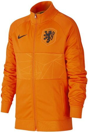 Nike Netherlands Older Kids' Football Jacket