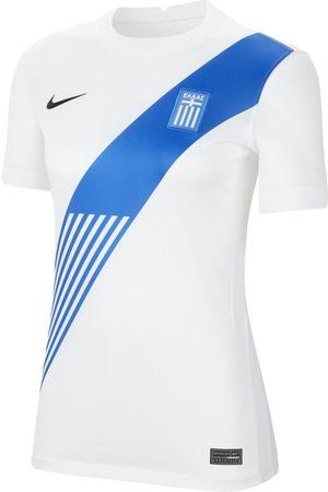 Nike Greece 2020 Stadium Home Women's Football Shirt