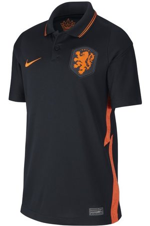 Nike Netherlands 2020 Stadium Away Older Kids' Football Shirt