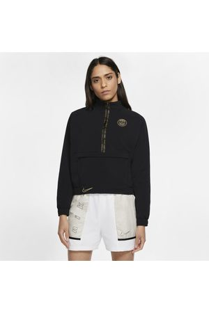 Nike Paris Saint-Germain Women's 1/4-Zip Football Jacket