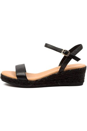 Django & Juliette Shielay Dj Rop Sandals Womens Shoes Casual Heeled Sandals