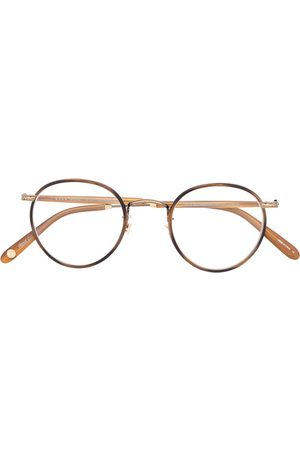 GARRETT LEIGHT Sunglasses - Wilson round frame glasses