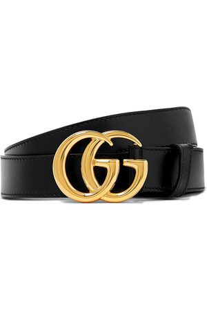 Gucci Men Belts - 3cm Leather Belt