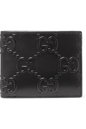 Gucci Men Wallets - GG Tennis Monogrammed-Leather Billfold Wallet