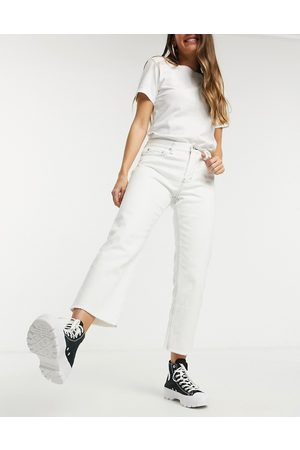Quiksilver Up Size Colour jeans in white
