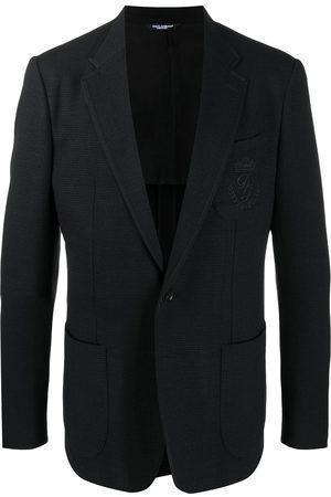 Dolce & Gabbana Logo-embroidered jacket
