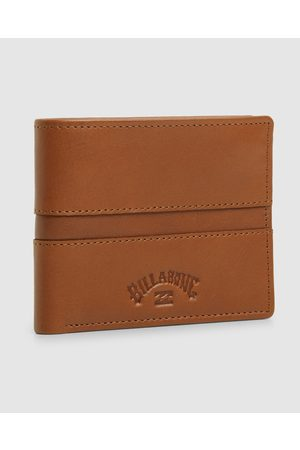 Billabong Boundary Rfid 2 In 1 Wallet - Wallets (TAN GRAIN) Boundary Rfid 2 In 1 Wallet