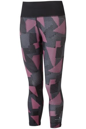 RonHill Life Womens Training Crop Tights - /Hot Laser