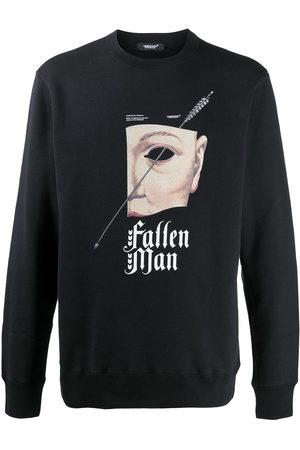 UNDERCOVER Men Sweatshirts - Graphic print sweatshirt