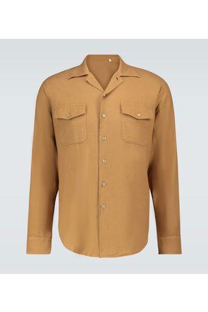 THE GIGI Button-down long-sleeved shirt