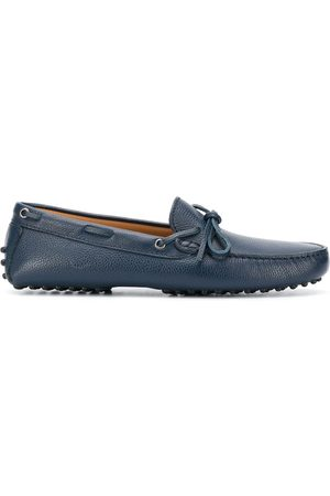 Scarosso Luigi lace-up loafers