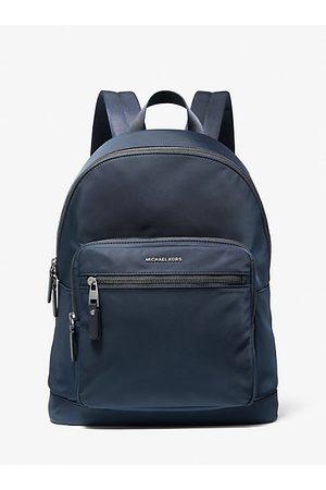 Michael Kors MK Hudson Nylon Backpack - Navy - Michael Kors