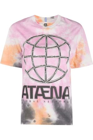 McQ Swallow Tie-dye graphic print T-shirt