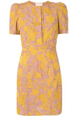 Karen Walker Prairie floral print dress