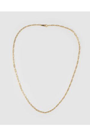 Izoa Alyssa Fine Chain Necklace - Jewellery Alyssa Fine Chain Necklace
