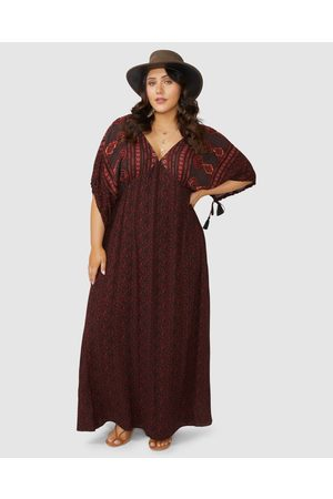 The Poetic Gypsy Love Spice Maxi Dress - Dresses Love Spice Maxi Dress
