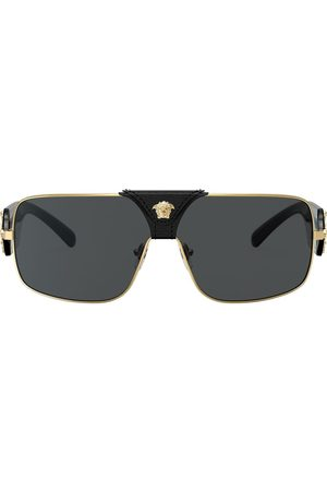 VERSACE Sunglasses - Rectangle frame sunglasses
