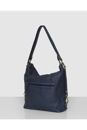 BEE The Elliot Jeans Bag - Backpacks (Jeans) The Elliot Jeans Bag