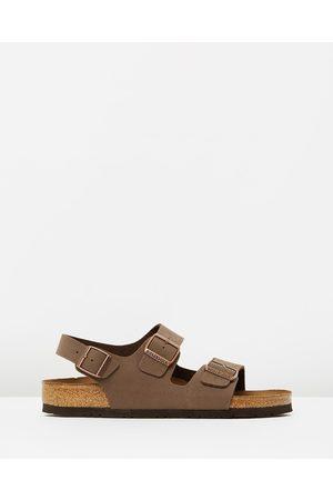 Birkenstock Milano Unisex - Casual Shoes (Mocca) Milano - Unisex