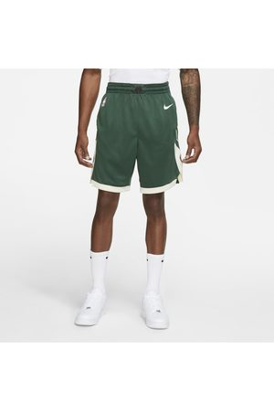 Nike Milwaukee Bucks Icon Edition Men's NBA Swingman Shorts