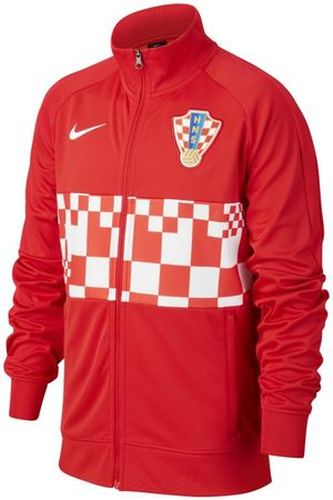 Nike Croatia Older Kids' Football Jacket