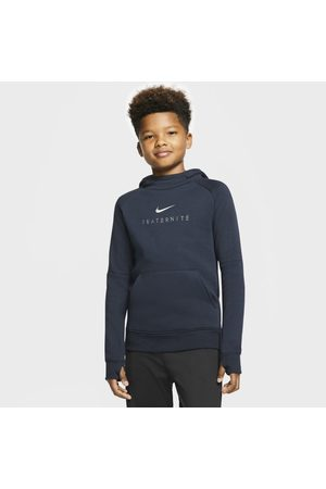 Nike FFF Older Kids' Fleece Pullover Football Hoodie