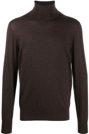 Dolce & Gabbana Knitted roll-neck jumper