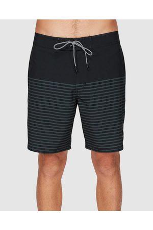 RVCA Men Board Shorts - Curren Trunk - Swimwear Curren Trunk