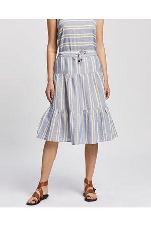 Kaja Clothing Havanna Skirt - Skirts ( Stripe) Havanna Skirt