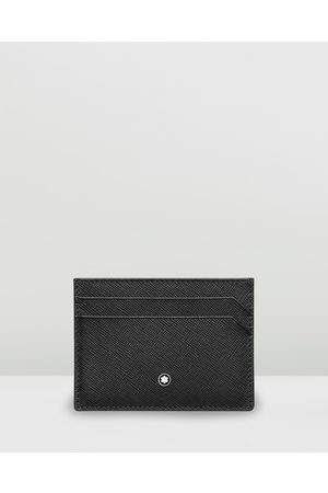 Mont Blanc Sartorial Pocket Card Holder 5cc - Wallets Sartorial Pocket Card Holder 5cc