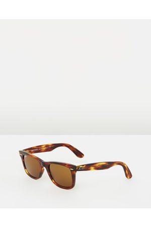 Ray-Ban Original Wayfarer Classic - Sunglasses (Light Tort & ) Original Wayfarer Classic