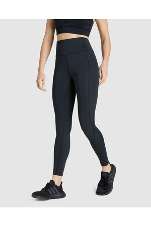 Rockwear Women Leggings - Mantra Curve Seam Full Length Tights - Sports Tights Mantra Curve Seam Full Length Tights